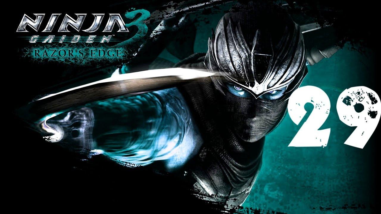 Ninja Gaiden 3 Razor S Edge Walkthrough Day 8 Ryu Hayabusa