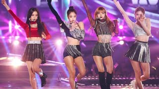 BLACKPINK - MMA 2018 Intro + DDU-DU-DDU-DU HD Live Performance