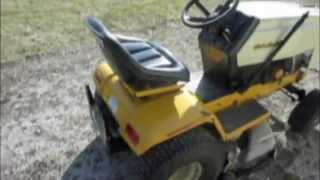 cub cadet riding lawn mower with 16hp kohler for sale with snow blower and 38 cutter 850