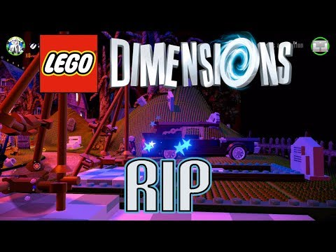 RIP LEGO Dimensions: The Game is DEAD and It Sucks But It's Real