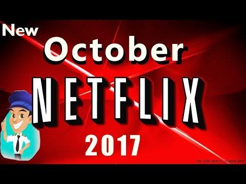 New to Netflix October 2017