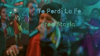 Free Stayla - Te perdí la fe (Shot by TONE)[Vídeo Lirycs]