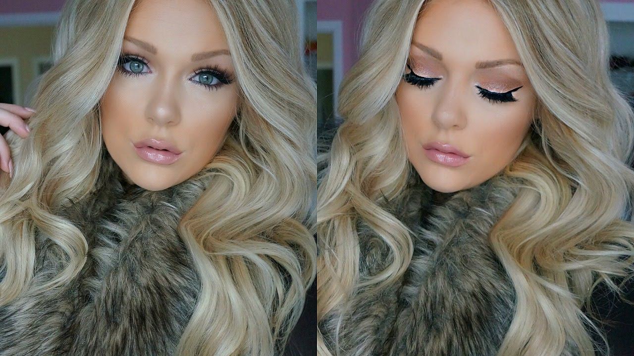Everyday Khloe Kardashian Inspired Makeup Tutorial