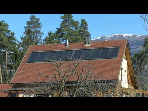 Thermische Solaranlagen (Wasser, Heizung)