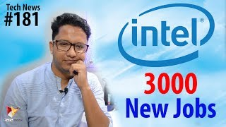 Tech News of The Day #181 - Galaxy J7 Pro,J7 Max,Mi Power Bank 2,IRCTC Cashback,Intel 3000 Jobs