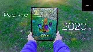 15+ AR Games For iPad Pro 2020 with LiDAR Scanner