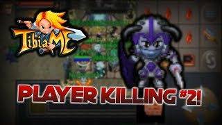 TibiaME - player killing - world 7 - #2!