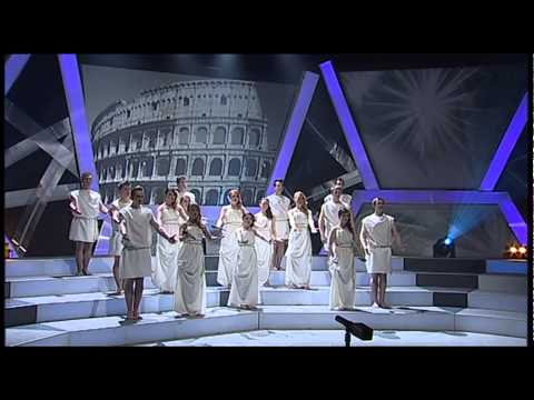 Now we are Free - Gladiator -  Lyndhurst - Indigo Choir