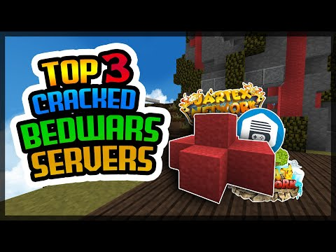 TOP 3 CRACKED BEDWARS SERVERS (2020) Minecraft YouTube