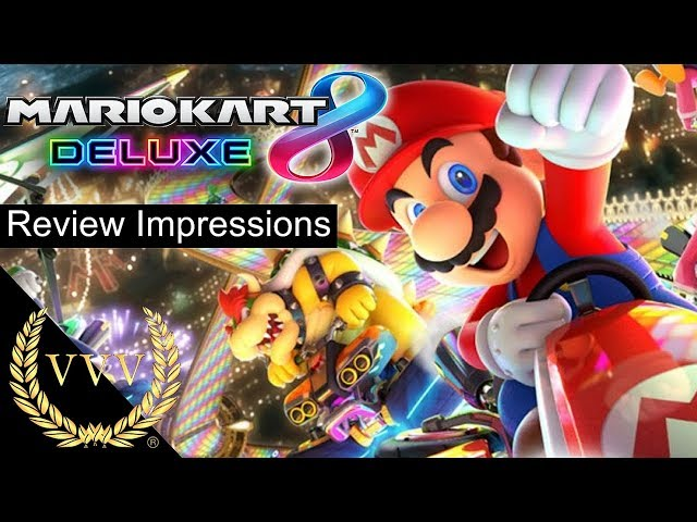 Mario Kart 8 Deluxe Review Impressions