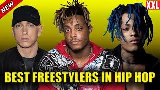 Best FREESTYLERS in HIP HOP