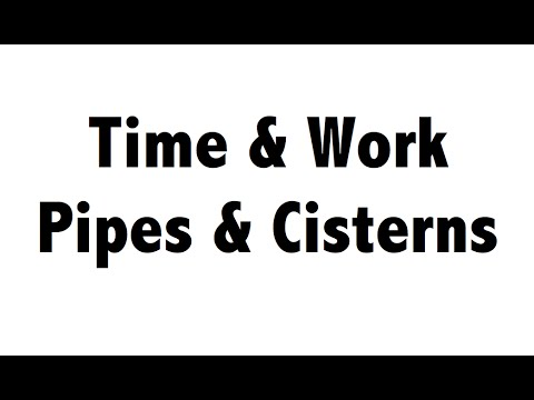 time and work problems shortcuts and tricks (English Pen Drive Demo)