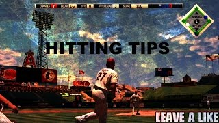 WHAT I THINK IS THE BEST WAY TO HIT HOME RUNS | MLB THE SHOW 17 TUTORIAL