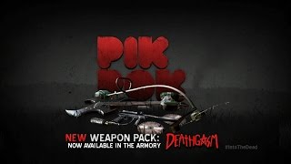 Into the Dead Weapon Pack: Deathgasm