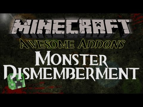 Monster Giblets!! Awesome Addons Ep#02