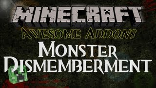 Monster Giblets!! (Awesome Addons Ep#02)
