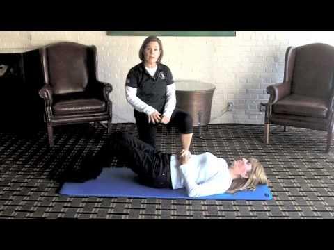 Hamstring Flexibility Test for Golfers