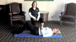 Hamstring Flexibility Test for Golfers