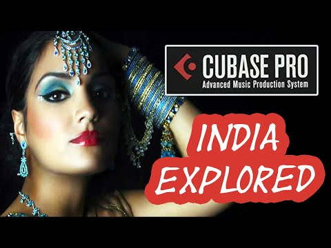 Cubase 5 India Explored || Bollywood Music Production ||