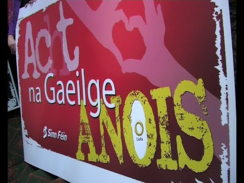 Sinn Féin committed to securing Irish Language Act