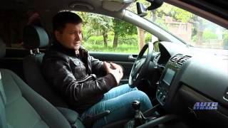 SECOND TEST: Volkswagen Golf 5