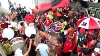 Barra del Caracas Fc en Yaracuy-Previa Parte 2