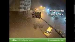 inundación de La Plata - 2 de abril de 2013