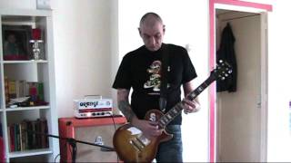 MISFITS - Teenagers From Mars (guitar cover)