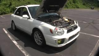 2002 Subaru WRX wagon For Sale
