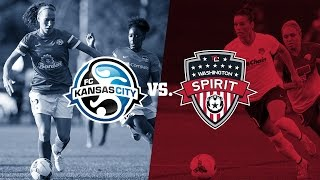 FC Kansas City vs. Washington Spirit