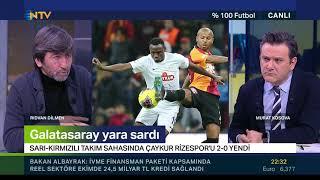 Rıdvan Dilmen: ''Çarşamba geceki maç için rotasyon falan olmaz''