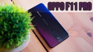 Oppo F11 Pro Review: Head-turning Hardware!