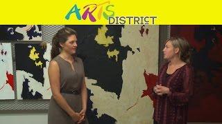 Carrie Saldo and Bailey Harberg Placzek break down abstract art at ...