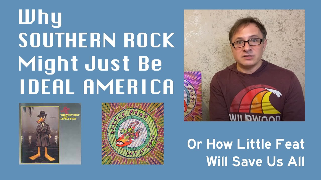 Why SOUTHERN ROCK Might Just Be IDEAL AMERICA