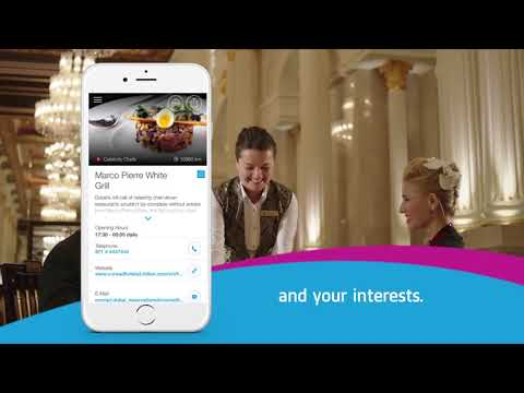 Dubai Tourism App Video HD