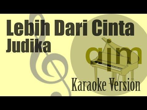 Judika - Lebih Dari Cinta Karaoke | Ayjeeme Karaoke