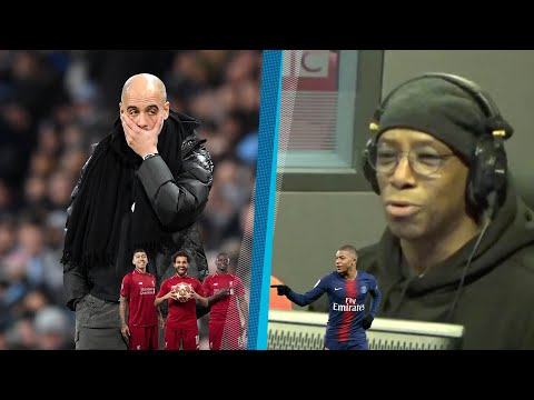Did Pep underestimate Liverpool? And would Mbappé get in Klopp's team?
