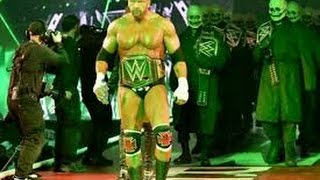 wwe wrestlemania 32 triple h entrance