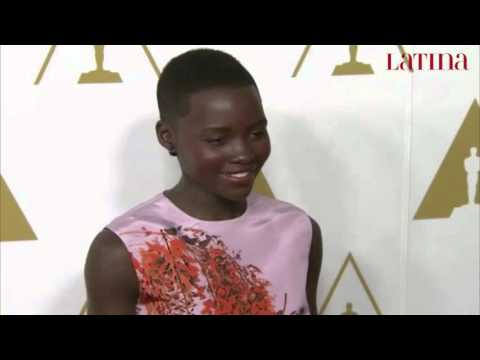 WATCH: Lupita Nyong'o on How She Feels About the #OscarSoWhite Controversy