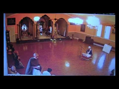 IS EARTH FLAT OR A GLOBE??? Mohan Prabhu SB 3.11.14 Denver, USA