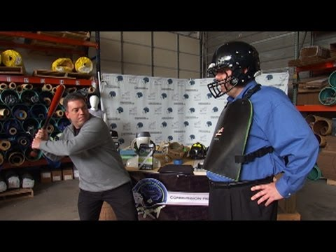 Football Helmet Technology Controversy