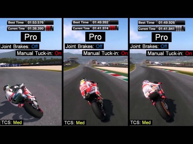 MotoGP '14 - Handling and Consistency part 2