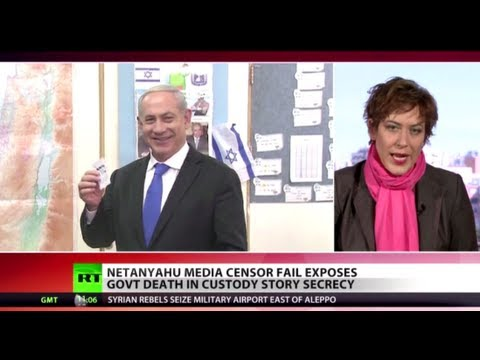 Israel gagged media over suicide in custody of secret 'Prisoner X'