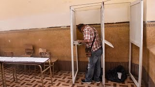 Turnout at lowest in 20 years in divisive Algerian parliamentary elections