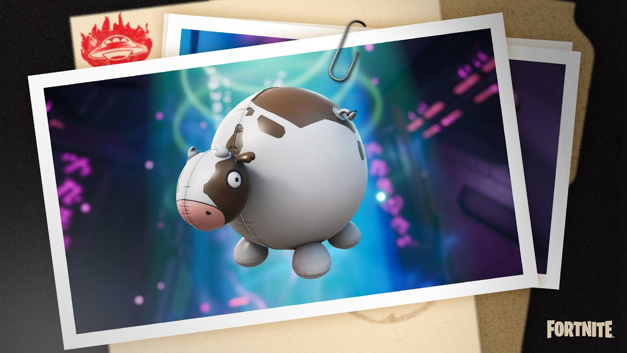 New Item - Inflate-A-Bull