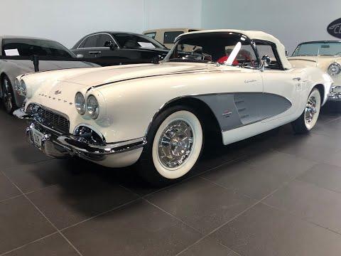1961 Chevrolet Corvette Fuelie At Celebrity Cars Las Vegas