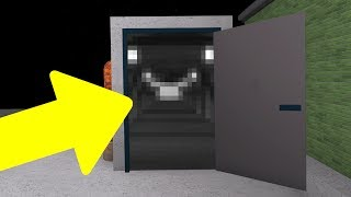 THIS SECRET DOOR OPENS! (Roblox)