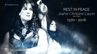 "1999-2016: Chyna 9th and Last WWE theme song - ""Who I Am"" (V2) with download link"