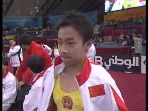Zou Kai (CHN) HB 2006 Asian Games EF
