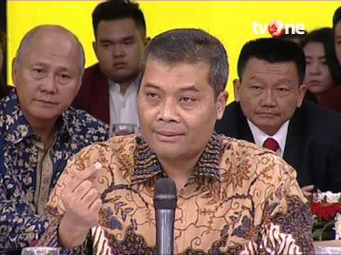 Indonesia Lawyers Club - Ahok: Beda BPK, Lain KPK (Bagian 6)